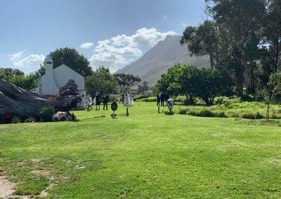 Outdoor weddings Kleinmond Western Cape