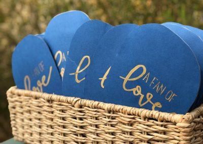 Kleinmond Weddings special touches