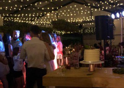 Dancing at Kleinmond Wedding Venues
